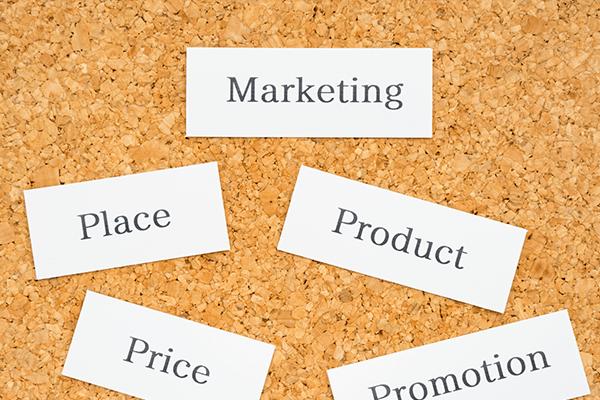 4P分析とマーケティング
