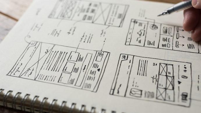 Webデザイナーはどんな職業?クールなデザインのWebサイトを制作!